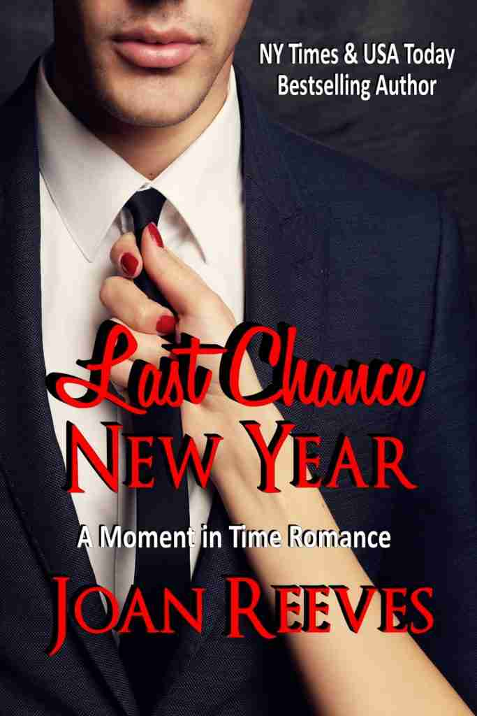 Cover of Last Chance New Year by Joan Reeves