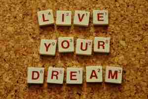 Live Your Dream Through Goal-Setting