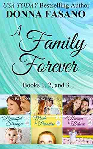 Planning a Family Reunion A Family Forever Box Set