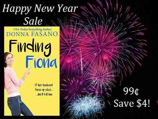 Finding Fiona New Year Sale