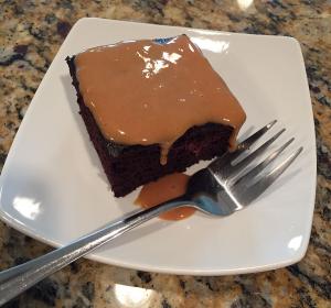 Rich Fudge Cake