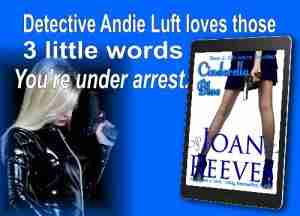 Cover of Cinderella Blue by Joan Reeves