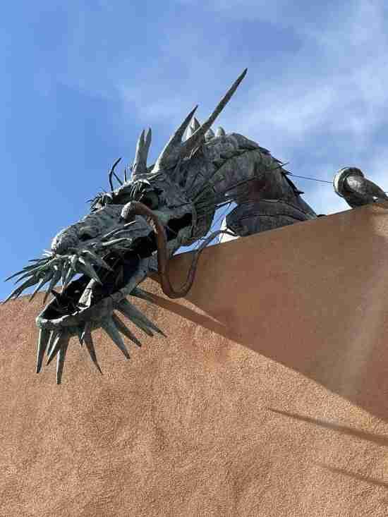 Sante Fe Dragon