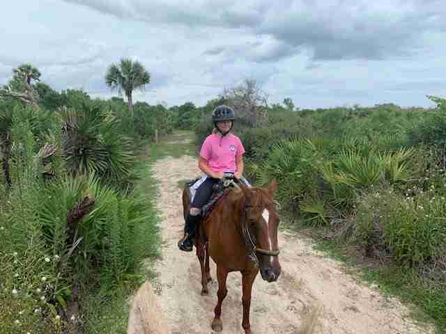Florida Beaches Horseback Riding