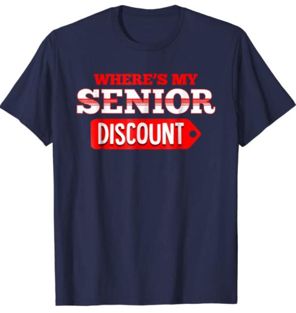 Discounts for Seniors